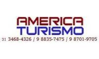 Logo América Turismo em Centro