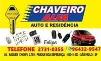 Logo de Chaveiro Alfa em Parque Boa Esperança