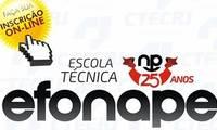 Logo de Escola Técnica Efonape em Centro