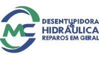 logo da empresa MC Desentupidora e Hidráulica - Reparos em Geral