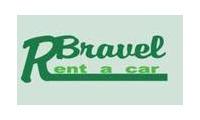 Logo de Bravel Rent A Car em Novo Terceiro