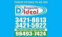 Logo de DROGARIA IDEAL - REALENGO em Realengo