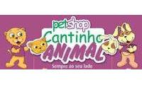 Logo de Cantinho Animal Pet Shop em Jardim Guanabara