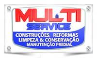 Logo de Multiservice - Limpeza&Conservação E Manutenção em Alvorada