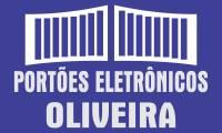 Logo de Portões Eletrônicos Oliveira