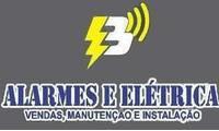Logo de Alarmes e Elétricas