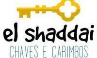Logo de El shaddai Chaves e carimbos em Marco