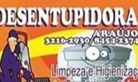 Logo de Desentupidora Araújo em Plano Diretor Sul