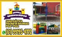 Logo de Mannia Brinquedos