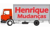 Logo de Henrique Mudanças em Campo Grande