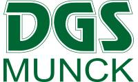 Logo de DGS Ind e Comércio e Locação de Caminhão Munck