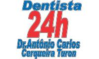 Dr. Antônio Carlos Cerqueira Turon - Dentista 24hs