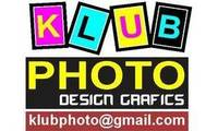 Logo Klub Photo Desing Grafics em Ipanema