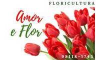Logo de AMOR E FLOR FLORICULTURA em Setor Sudoeste