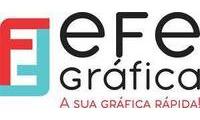 logo da empresa EFE Gráfica