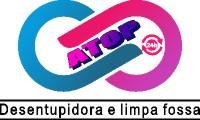 Logo de A Top Desentupidora e Limpeza de Fossa