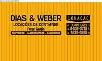 Logo de Dias & Martins - Locação de Containers em Sítio Cercado