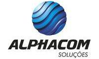 Logo de Alphacom Soluções em Teleomunicações em Estância Velha