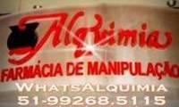 Logo de Alquimia - Farmácia de Manipulação