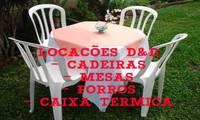 Logo de Locações D&D em Morada da Serra