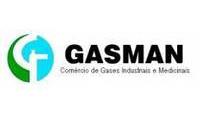 Logo de Gasman Gases Industriais e Medicinais em Santa Maria Goretti