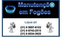 Logo de Manutenção em Fogões
