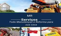 Logo de MR Serviços - Manutenção e Reforma - Pintor em Goiania