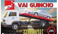Logo de Vai Guincho - Guincho e Reboque em Porto Velho em Industrial