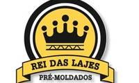 Logo de Rei das Lajes em Terra Vermelha