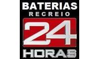 Logo de Baterias Recreio 24hrs em Recreio dos Bandeirantes