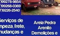 dj prestadora e serviços e limpezas de terrenos em Nova Lima