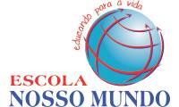 Logo Escola Nosso Mundo em Bequimão
