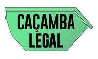 Logo de Caçamba Legal