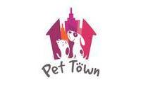 Logo de Pet Town Boutique em Indianópolis