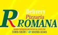 Logo de Pizzaria Romana Delivery em Paranoá