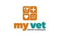Logo de Clínica Veterinária My Vet em Paraisópolis