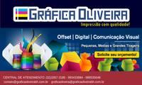 Logo de Gráfica Oliveira Bh em Oitis