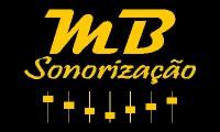 logo da empresa MB Sonorização - Som para Festas
