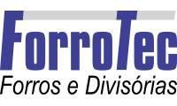 Logo de Forrotec Forros E Divisórias em Ribeirão Fresco