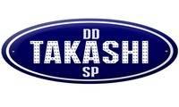 Logo de Dedetizadora Takashi