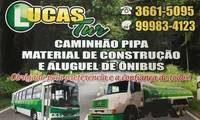 Logo de Transporte Lucas Tur - Água Caminhão Pipa em Potengi
