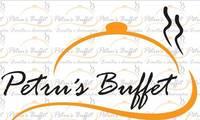 Logo Petrus Buffet em Bequimão