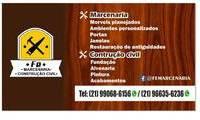 Logo de FÉ MARCENARIA E CONSTRUÇÃO CIVIL em Santa Cruz
