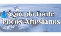 Logo de Água da Fonte Poços Artesianos - 24 Horas.