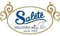 Logo de Malharia Salete em Alto da Rua XV