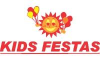 Logo de Kids Festas - Aluguel de Brinquedos