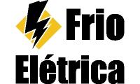 Logo Frio Elétrica - Conserto e Peças para Geladeiras em Jorge Teixeira