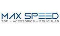 Logo de Max Speed Som e Acessórios Automotivos em Vila Isa