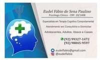 Eudel Fabio - Psicólogo especialista em Terapia Cognitivo Comportamental em Nossa Senhora das Graças