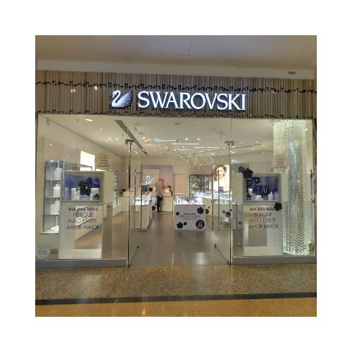 Swarovski Cristais -Barra Shopping em Barra da Tijuca - Jóias e ... 2ff0f25028